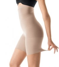 SPANX Higher Power High-Waisted Power Panty, E, Bare