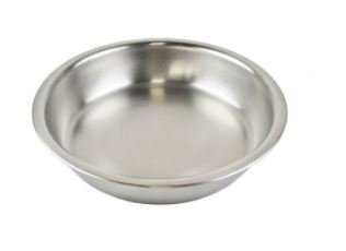 Round Food Pan 2 Quart Chafing Dish