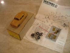 HOSTARO オペル カピタン 1954 レジンキット 未組立 1/43スケール B07SWSY7LK