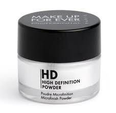 Make Up For Ever Ultra HD Microfinishing Loose Powder 0.035 Ounce Mini Travel Size Sampler by Make Up For Ever
