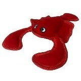 Bite Me Pet Toys (Pet Lou Bite Me, Lobster, 17-Inch)