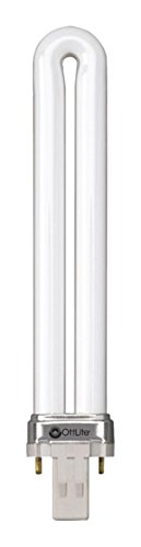 OttLite PL-13-A-FFP 13W Replacement Tube with Magnetic Ballast Bulb | Replacement Tube for Lamps Purchased Prior to - Replacement Color True