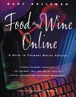 Food and Wine Online, Gary Holleman, 0471286893
