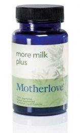 Motherlove More Milk Plus Pack of 2 (60 Herbal Liquid Capsules/each)