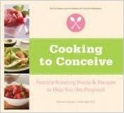 Descargas de libros electrónicos gratis para iPod Touch Cooking to Conceive 1st (first) edition Text Only en español