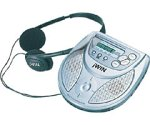 JWIN JX-CD575 CD Player with Built-in Stereo Speakers and 45-Second ()