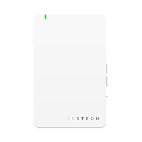 Insteon 2635-222 Smart On/Off Plug-in Module, Dual-Band - Works with Alexa & Google Assistant via Insteon Hub