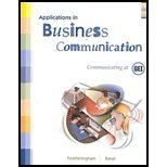 Applications in Business Communications, Featheringham, Richard D. and Baker, Bonni Perrott, 0324014058