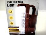 Daewoo DRL-1023S Rechargeable Emergency Flashlight LED Lantern, 220-volt