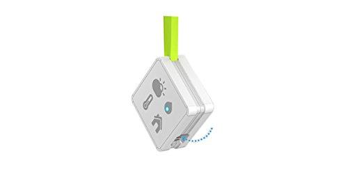 OEO diseño Weather cubeta estación meteorológica inalámbrica Bluetooth 4.0(Sensor de temperatura/humedad)