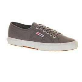 Superga - Zapatillas para mujer gris - Grey Sage