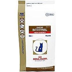 Royal Canin Veterinary Diet Feline Gastrointestinal High Energy HE Dry Cat Food 8.8lb