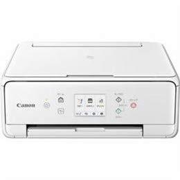 パソコン オフィス用品 その他 CANON インクジェットプリンター PIXUS(ピクサス) TSシリーズ 3.0型液晶 ホワイト TS6230WH -ak [簡易パッケージ品] B07HY2GYRN