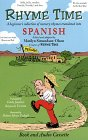 img - for Rhyme Time: Spanish (A beginner's collection of nursery rhymes translated into Spanish) (Rhyme Time) book / textbook / text book