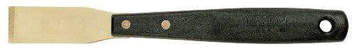 Hyde Tools 12040 1-5/16-Inch Brass Chisel Scraper