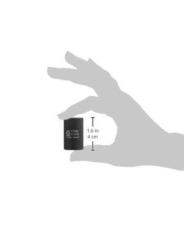 Sunex 215zm 1//2 Drive 15-mm 12-Point Impact Socket