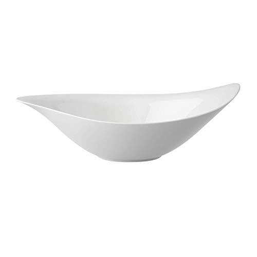 Villeroy & Boch New Cottage Special Serve & Salad Ensaladera, 45x31 cm, Porcelana Premium, Blanco