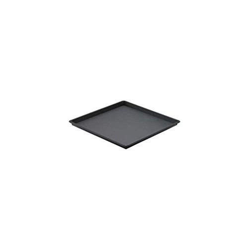 Winco SPP-1616 Sicilian Pizza Pans, 16-Inch by 16-Inch