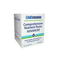 Life Extension Comprehensive Nutrient Advanced Tablets, 30 Count (Life Foundation)