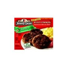 Fully Cooked Turkey (Jimmy Dean Fully Cooked Turkey Sausage Patty, 9.6 Ounce -- 8 per case. )
