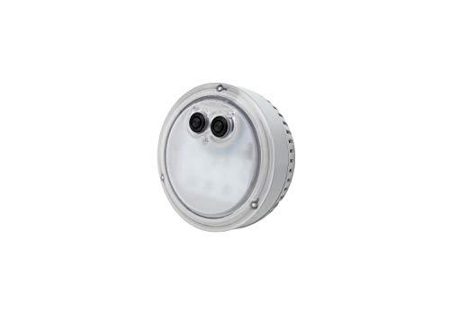 🥇 Intex 28503 – Lámpara eléctrica Spa burbujas 5 Colores