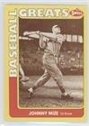 Johnny Mize (Baseball Card) 1991 Swell Baseball Greats - [Base] #62