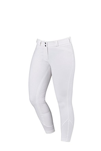 Dublin Prime Gel Full Seat Breeches White Ladies 6/24