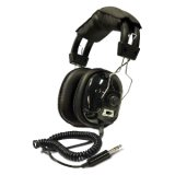 Bounty Hunter Metal Detector Binaural Headphone HEADW