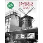 Paris 2009 Softcover Engagement Calendar (Paris 2009 Wall Calendar)