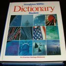 img - for Houghton Mifflin Student Dictionary (An American Heritage Dictionary) by Random House Value Publishing (1986-06-23) book / textbook / text book