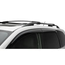 SUBARU 2014 FORESTER SIDE WINDOW DEFLECTORS (Weather Window Deflector Side)