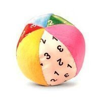 (Russ Kids Feel and Touch Rattle Ball)