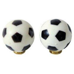 ギザ プロダクツ サッカーボール 米、英、仏式バルブ対応 バルブキャップ 2個セット (コード番号:VLC01800) (バルブ キャップ) GIZA PRODUCTS