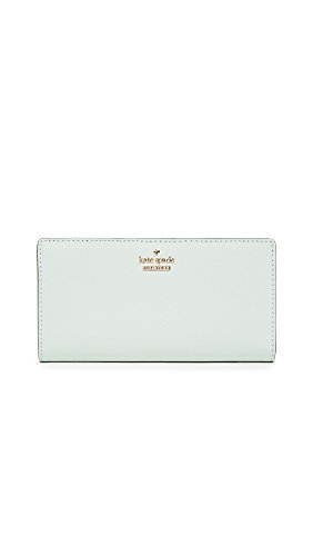 Kate Spade New York Women's Cameron Street Stacy Wallet, Misty Mint, One Size