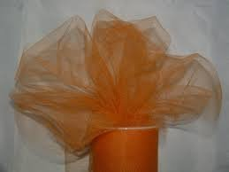 Wedding Tulle Roll OLD GOLD Great Price 6in x 300ft (100 yards long)