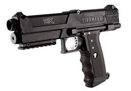 Tippmann Pepper Gun Semi-automatic Pistol