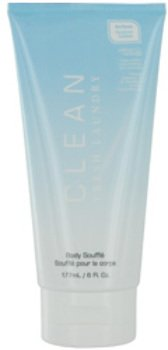 Price comparison product image WMU - Clean Fresh Laundry Body Souffle 6 Oz By Dlish [Misc.]