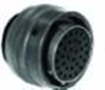 AMPHENOL INDUSTRIAL PT06A12-14P-SR Circular Connector Plug Size 12, 14POS, Cable ()