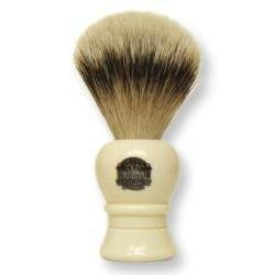 Super Badger Shave Brush with Lathe Turned Handle (2234) shave brush by Vulfix