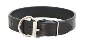 Auburn Tuff Stuff Collar - Black - 1-1/4 x 24 inches