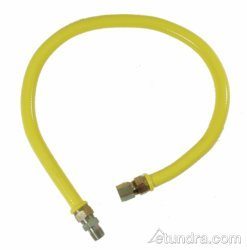 Dormont 1650NPFS24 Safety System Stationary Gas Connector Hose