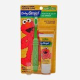 Orajel Baby Tooth/Gum Cleanser, Apple Banana, 1 set, 2 Pack
