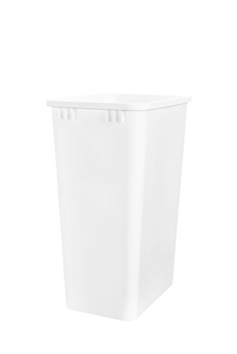 - Rev-A-Shelf - Rv-50-11 - 50 QT. White Replacement Container Only
