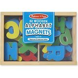 Melissa-Doug-Wooden-Alphabet-Magnets