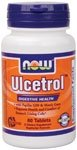 Now Foods, Ulcetrol 60 Tablets