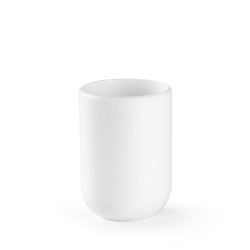 Umbra Touch Bathroom Tumbler, White