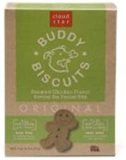 product image for Cloud Star Buddy Biscuits Dog Treats Chicken Madness 16-Oz Box