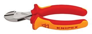 KNIPEX 73 06 160 CUTTER, SIDE, COMPACT, X-CUT, VDE