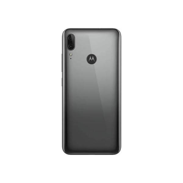 Motorola Moto E6s Phone (Polished Graphite, 64 GB, 4 GB RAM)