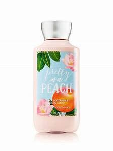 Bath & Body Works Shea & Vitamin E Lotion Pretty As A Peach by Bath & Body Works